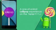Android 5.1 теперь на Huawei Honor 6 и 6 Plus