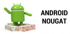 Android 7.0 Nougat не появится в Samsung Galaxy Note 3 и S5, LG G3 и Sony Xperia Z3 по вине Qualcomm