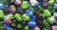 Вдохновляющая статистика распространенности версий Android