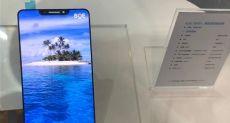 BOE создала 6-дюймовую OLED панель в стиле экрана iPhone X