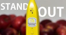 Banane Phone — когда банан научили отвечать и совершать звонки