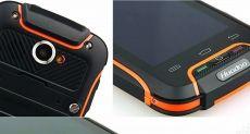 Защищенный смартфон Huadoo V3 теперь с поддержкой 4G-сетей благодаря смене процессора на МТ6735