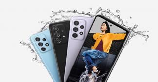 Представлен Samsung Galaxy A52: две версии, два чипа и водозащита