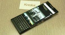 BlackBerry Priv в золотом корпусе обойдется вам в $1300