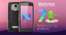 Защищенный Blackview BV7000 Pro получил обновление до Android 7.0 Nougat
