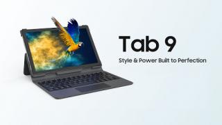 Новые подробности о планшете Blackview Tab 9