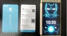 Купившие фирменный чехол-книжку для Bluboo Xtouch получат доступ к теме «Iron Man» для экрана блокировки