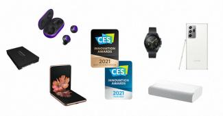 CES 2021 Innovation Awards: лучшие смартфоны