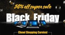Покупаем планшеты и ноутбуки Chuwi со скидкой в Черную пятницу