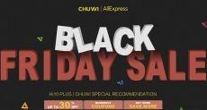 Распродажа планшетов Chuwi со скидкой до 30% в честь Черной пятницы