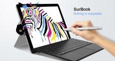 Планшет Chuwi SurBook — доступная альтернатива Microsoft Surface Pro