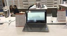 Chuwi SurBook mini показали в рамках выставки электроники в Гонконге