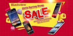 Неделя смартфонов компании Blackview в интернет-магазине Tomtop.com