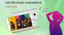 Cubot Echo – музыкальный и доступный мобильник