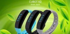 Cubot V2: носимый гаджет для общения, фитнеса и умеющий слушать сердце