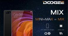 Безрамочный Doogee MIX анонсируют на выставке Global Sources Electronics
