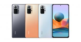 Анонс Redmi Note 10, Redmi Note 10 Pro и Redmi Note 10 Pro Max: всем по Super AMOLED-дисплею, стереозвуку и емкой батарейке