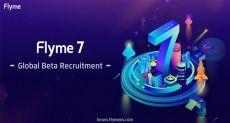 Meizu приглашает стать бета-тестером глобальной версии Flyme 7