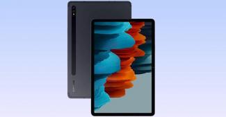 Galaxy Tab S7 Lite. Samsung  работает над планшетом среднего класса?