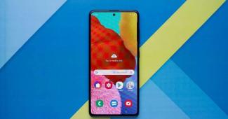 Инсайд: Samsung готовит в смартфоны серии Galaxy A дисплеи на 90 Гц и 120 Гц