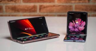 Пресс-изображения Samsung Galaxy Z Fold 3 и Galaxy Z Flip 3 от надежного источника