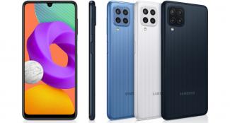 Анонс Samsung Galaxy M22: скромная «железная» составляющая, но приличная автономность