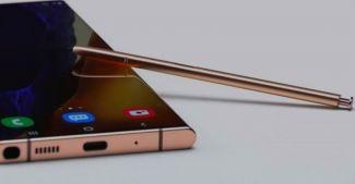 С будущим линейки Galaxy Note не все однозначно