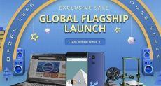 Распродажа от Gearbest: безрамочные смартфоны и другие устройства по сниженным ценам