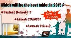 Gearbest объявил о снижении цен на 40 моделей планшетов