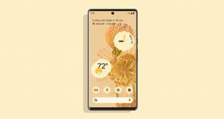 Скачай обои для Google Pixel 6 на свой смартфон