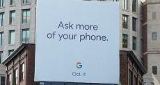 Google намекает на 4 октября, как на дату презентации Pixel 2 и Pixel 2 XL