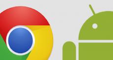 Google Chrome для Android обновился и теперь экономнее расходует ресурс аккумулятора