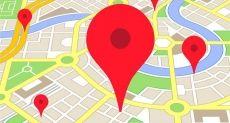 Сервис Google Maps обновился: появился синий луч для отображения местонахождения