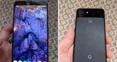 Google Pixel 3 позирует на «живых» фото + характеристики