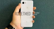 Подробности и фото Google Pixel 3 Lite. Google все же созрела для «бюджетного» смартфона?