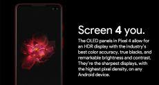 Предположительно, показали рекламный тизер Google Pixel 4 XL