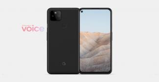 Названа дата анонса Google Pixel 5a