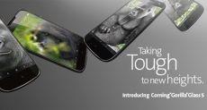 Gorilla Glass 5 могут установить в Samsung Galaxy Note 7 и iPhone 7