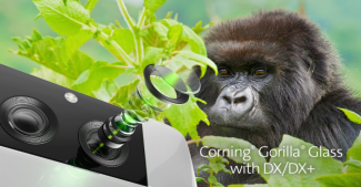Анонс Gorilla Glass DX и DX+: надежная защита и новый уровень мобильной съемки