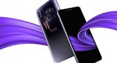 Представлены HTC U19e и HTC Desire 19+