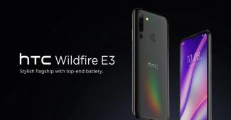 Вышел HTC Wildfire E3: скучная бюджетка по высокой цене