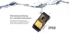 Защищенный смартфон HomTom HT20 с уровнем защиты IP68 готовится к выходу