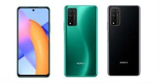 Анонс Honor 10X Lite и цена Huawei Mate 30E Pro