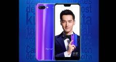 Honor 10 хорошо продается