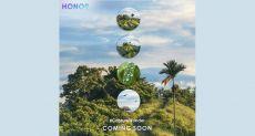 Компания тизерит квадрокамеры Honor 20 и Honor 20 Pro