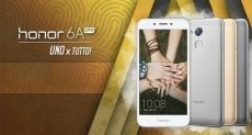 В Европе стартовали продажи Honor 6A Pro