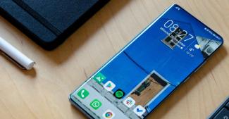 Утечка. Возможный вид новых Huawei P50 и P50 Pro