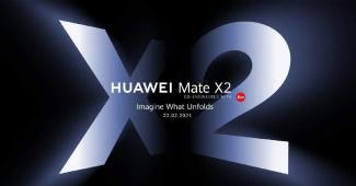 Стала известна дата презентации Huawei Mate X2