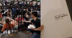 Huawei вновь троллит Apple