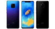 Назвали цены на Huawei Mate 20 и Mate 20 Pro